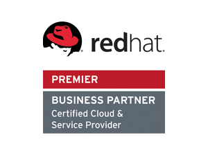 Red Hat logo